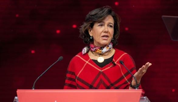 Ana Botín aboga por reinventar la banca en la Conferencia Internacional de Banca