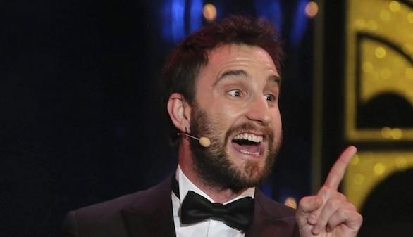Dani Rovira se perfila para repetir como presentador de los Goya
