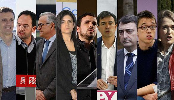 La junta electoral obliga a TVE a adelantar el debate a nueve
