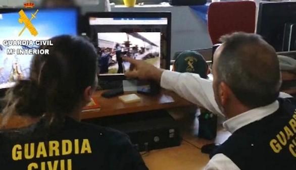 Detenidos en Madrid cuatro miembros de una red yihadista