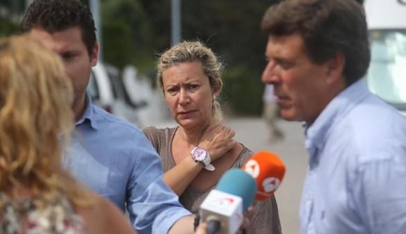 La madre de Diana Quer, interrogada durante horas en su domicilio