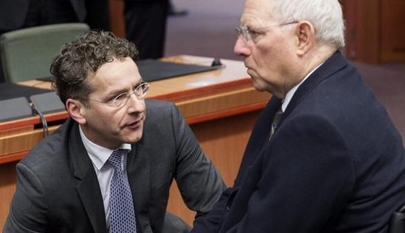 Toque de atención del Eurogrupo a Alemania: el plan es el rescate