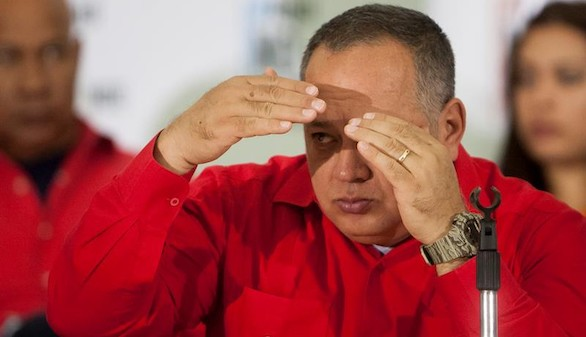 Venezuela dejó entrar a Rivera para que