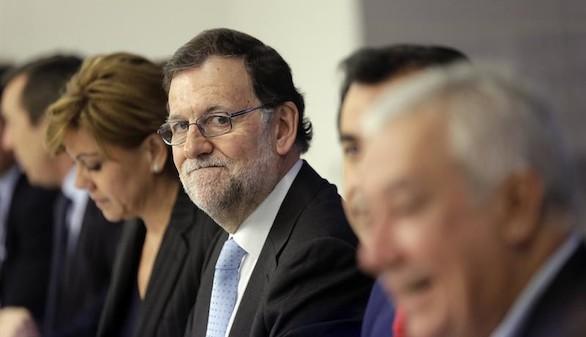 Rajoy advierte sobre los gobiernos que son sólo