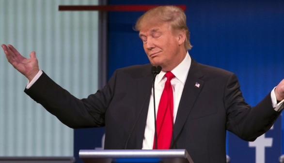 Trump, a punto de lograr la candidatura tras arrasar en Nueva York