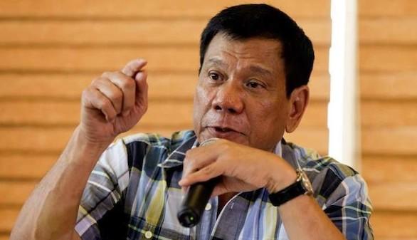 El presidente de Filipinas, a la Unión Europea: 'Que os jodan'