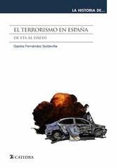 Gaizka Fernández Soldevilla: El terrorismo en España