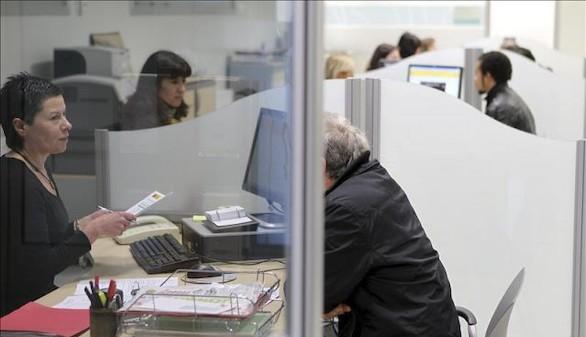 Evolución del paro: medio millón de puestos de trabajo en 2015