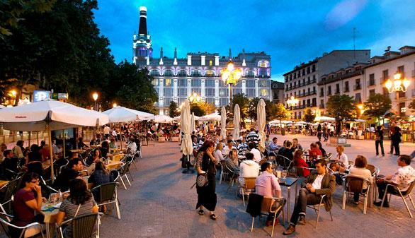 Cifra récord de turismo en España hasta septiembre con 54,4 millones de visitantes