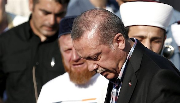 Detenidos 103 generales turcos, un tercio de la cúpula militar del país