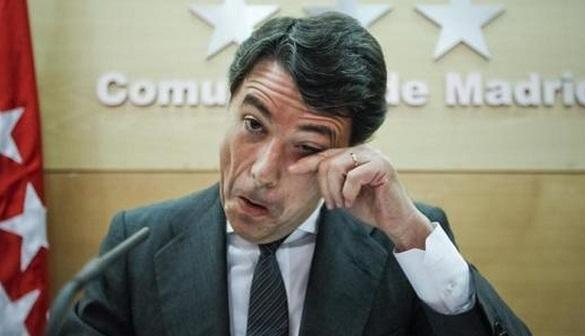 La Audiencia Nacional mantiene en prisión a Ignacio González