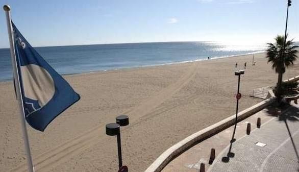 Hasta 686 playas españolas consiguen su 'bandera azul', un récord mundial