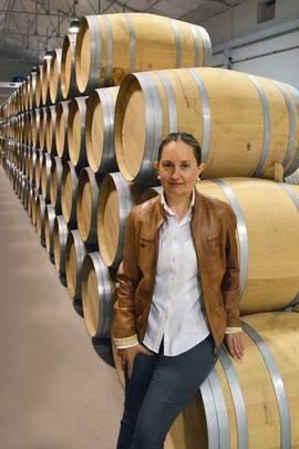 Eva Fernández, enóloga de Bodegas Pesquera: 'Nunca hemos seguido las modas'