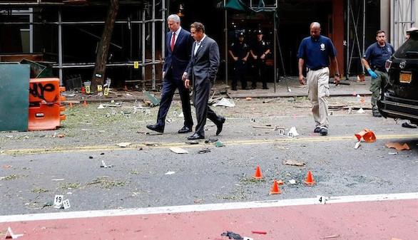Alerta en Nueva Jersey tras una nueva explosión en una estación de tren