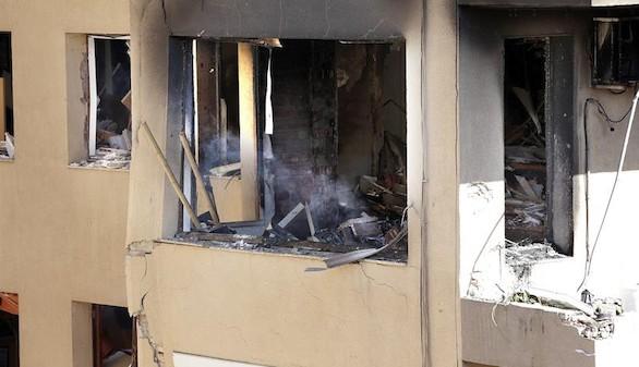 Desalojadas de sus casas 21 familias en Premià del Mar