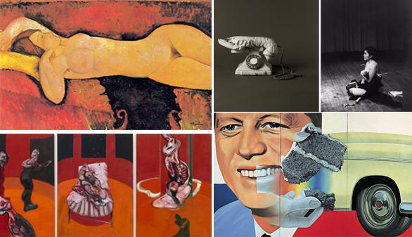 ÁLBUM | 20 años, 20 exposiciones: Modigliani, Dalí, Bacon...