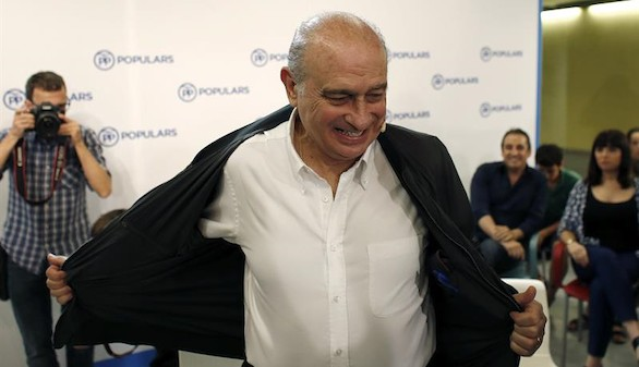 Fernández Díaz afirma que no ha cometido irregularidades
