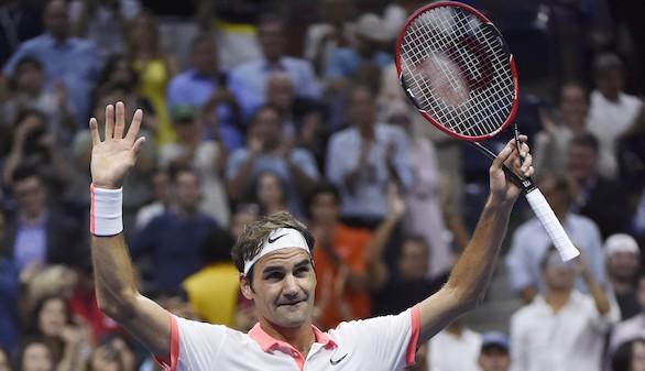 Federer y Djokovic se citan en la final del Abierto de EEUU