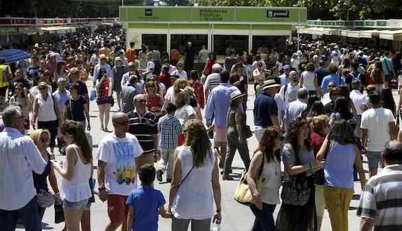 Feria del Libro: Las principales actividades de este martes en el Retiro