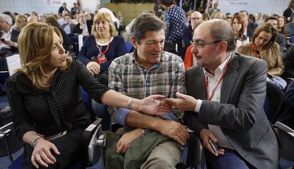 El PSOE, dispuesto a dejar gobernar a Rajoy pese a su división