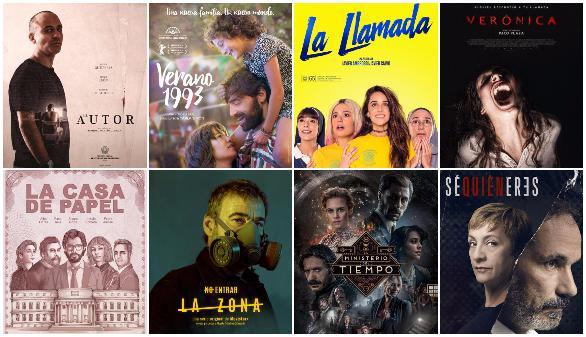 'El autor', 'Verano 1993', 'La llamada' y 'Verónica', favoritas para los Premios Feroz