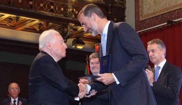 El Rey defiende a España como 'la gran empresa que nos une a todos'