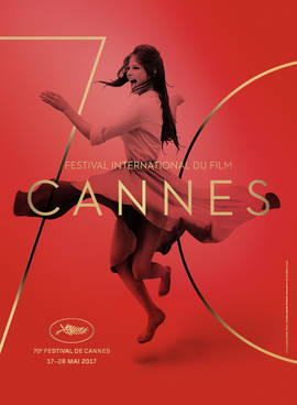 Cartel del Festival de Cine de Cannes