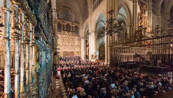 La Segunda Sinfonía de Mahler clausura en Toledo el Festival El Greco