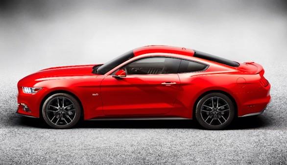 La sexta generación del Ford Mustang llega a España