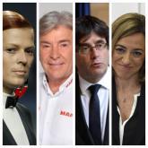 Los protagonistas de 2017 en Google: Cataluña, Bimba Bosé, Puigdemont...