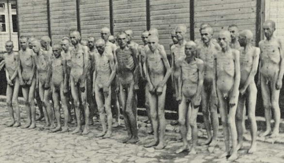 Las fotos del horror de Mauthausen, setenta años después de la liberación