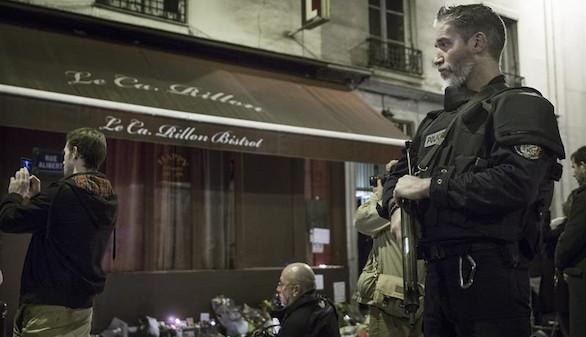 Detienen a 23 personas en un centenar de redadas en Francia