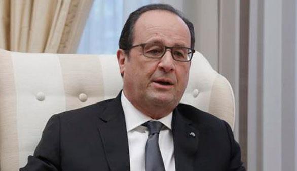 Hollande se compromete a aclarar las circunstancias de la 'inmensa tragedia'