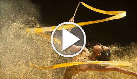 Burbujas olímpicas para el tradicional anuncio navideño de Freixenet