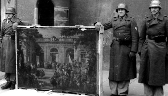 'Orígenes Desconocidos', tras el rastro en internet del arte saqueado por los nazis