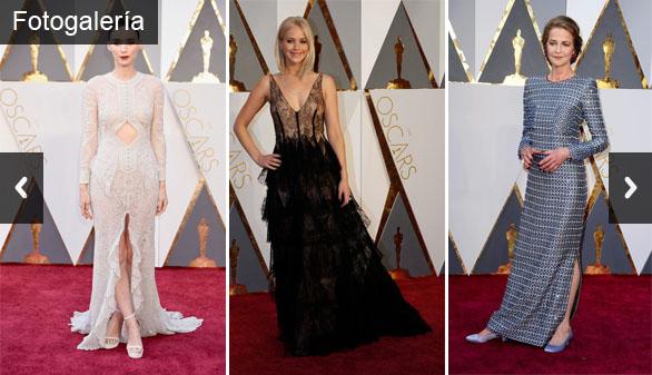 Las mejor y peor vestidas: Rooney Mara se lleva el Oscar de la alfombra roja