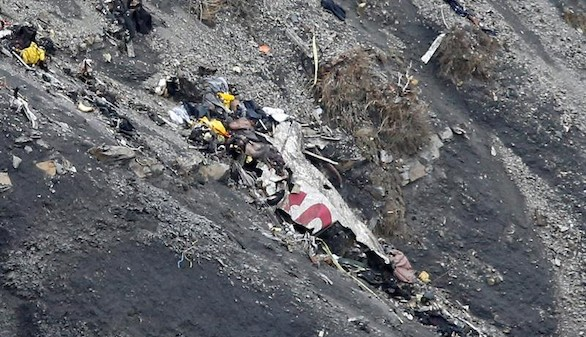 El accidente de Germanwings fue voluntario