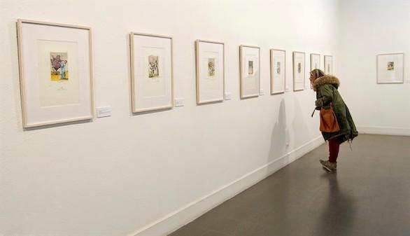 La sátira de Goya, enfrentada al surrealismo de Dalí en sus