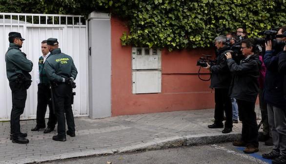La hija de Mario Conde sale de su arresto domiciliario