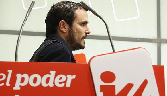 IU Madrid acusa a Garzón de