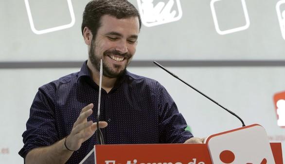 Garzón se presentará a las primarias de Ahora en Común