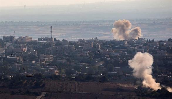 Siria dice haber derribado un avión y un dron israelíes
