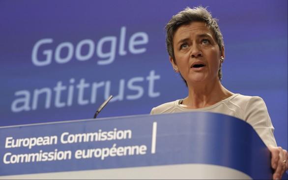 La Comisión Europea acusa a Google de abusar de su posición de dominio y abre investigación a Android