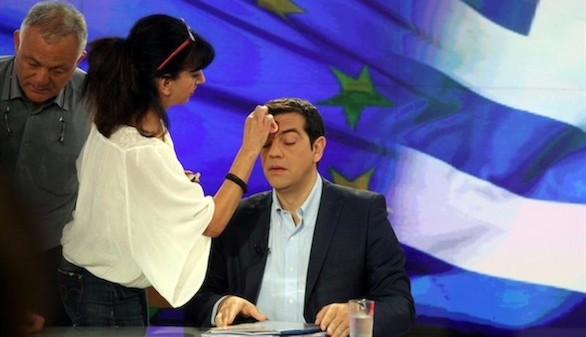 Grecia, al borde de la quiebra