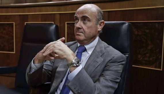 Guindos: multar a España por el déficit es un sinsentido