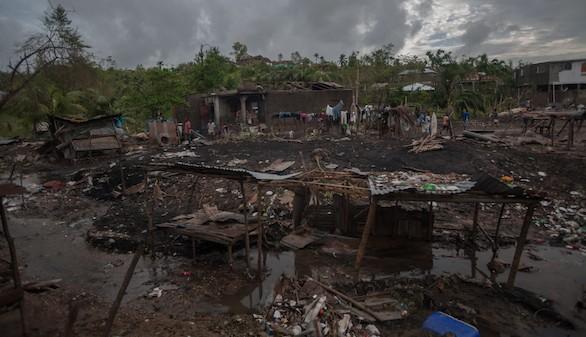 Más de 300 muertos en Haití, devastada tras el paso del huracán Matthew