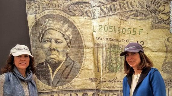 La activista Harriet Tubman, primera mujer que prestará su rostro a los billetes de EEUU