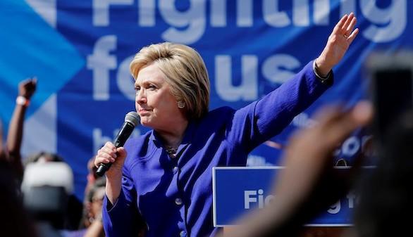 Hillary Clinton es ya la primera mujer candidata a la presidencia de EEUU
