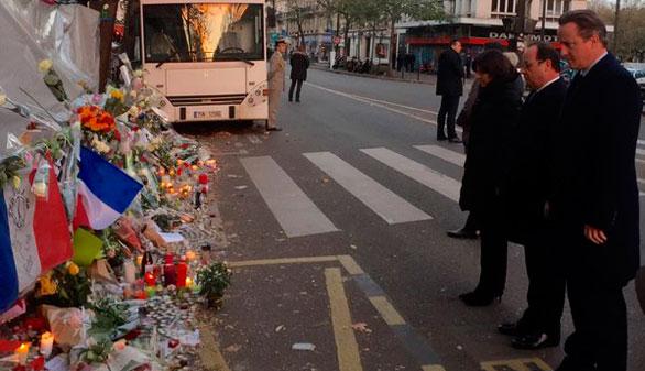 Reino Unido y Francia dan el primer paso para crear la coalición internacional antiterrorista