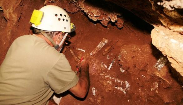 Los homínidos llegaron a Europa por el Estrecho hace 900.000 años
